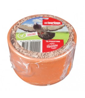 BRIQUE A PICORER ROUGE  EN POT x 400 g