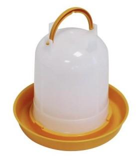Abreuvoir à baïonnette 1.5 L en plastique pour Volaille