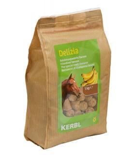 Friandise à la Banane Delizia pour Cheval x 1 kg