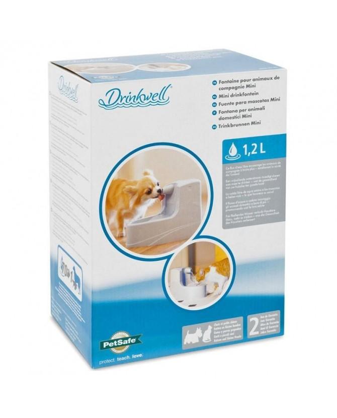 Fontaine Drinkwell Mini 1.2 L pour Chien et Chat
