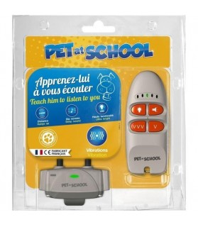 Collier De Dressage Soft Pet At School pour Chien
