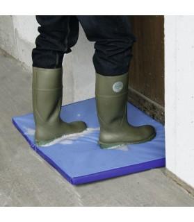 Tapis désinfectantpour entrées d'étables et de zones sensibles