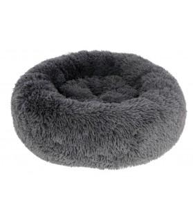 Corbeille Fluffy en peluche douce et chaude pour Chien