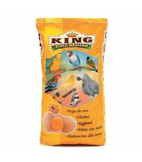 Pâtée Jaune King pour Oiseau x 1 kg