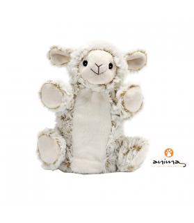 Peluche Marionnette Agneau Doo 22 cm Anima
