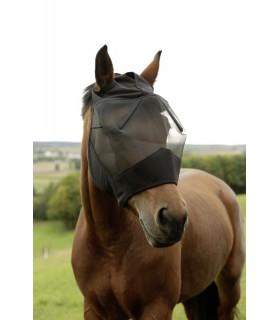 Masque anti-mouche sans protection oreilles pour les oreilles pour Poney