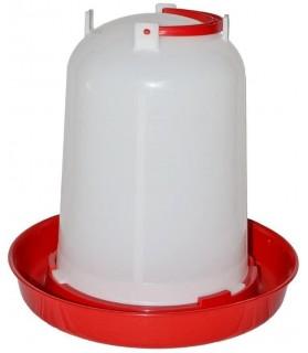 Abreuvoir Plastique Eco 1,5 L pour Volaille