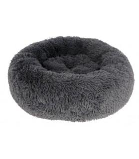 Corbeille Fluffy en peluche douce et chaude 76x19 pour Chien