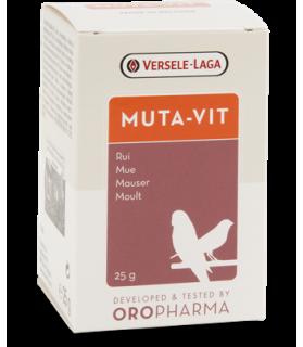 Muta-Vit mue x 25 g pour Oiseau