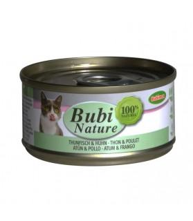 Bubi Nature Thon & Poulet pour Chat x 70 g