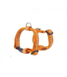 PLE1981-PLE1981-harnais-nylon-os-orange-doogy-gamme-ballade