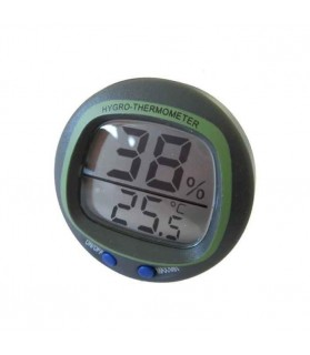 Hygromètre / thermomètre à affichage digital pour couveuse.