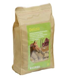 Friandise à la Vanille & Cerise Delizia pour Cheval x 1 kg
