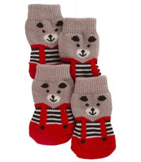 Chaussettes Bruno Taille M pour Chien x 4